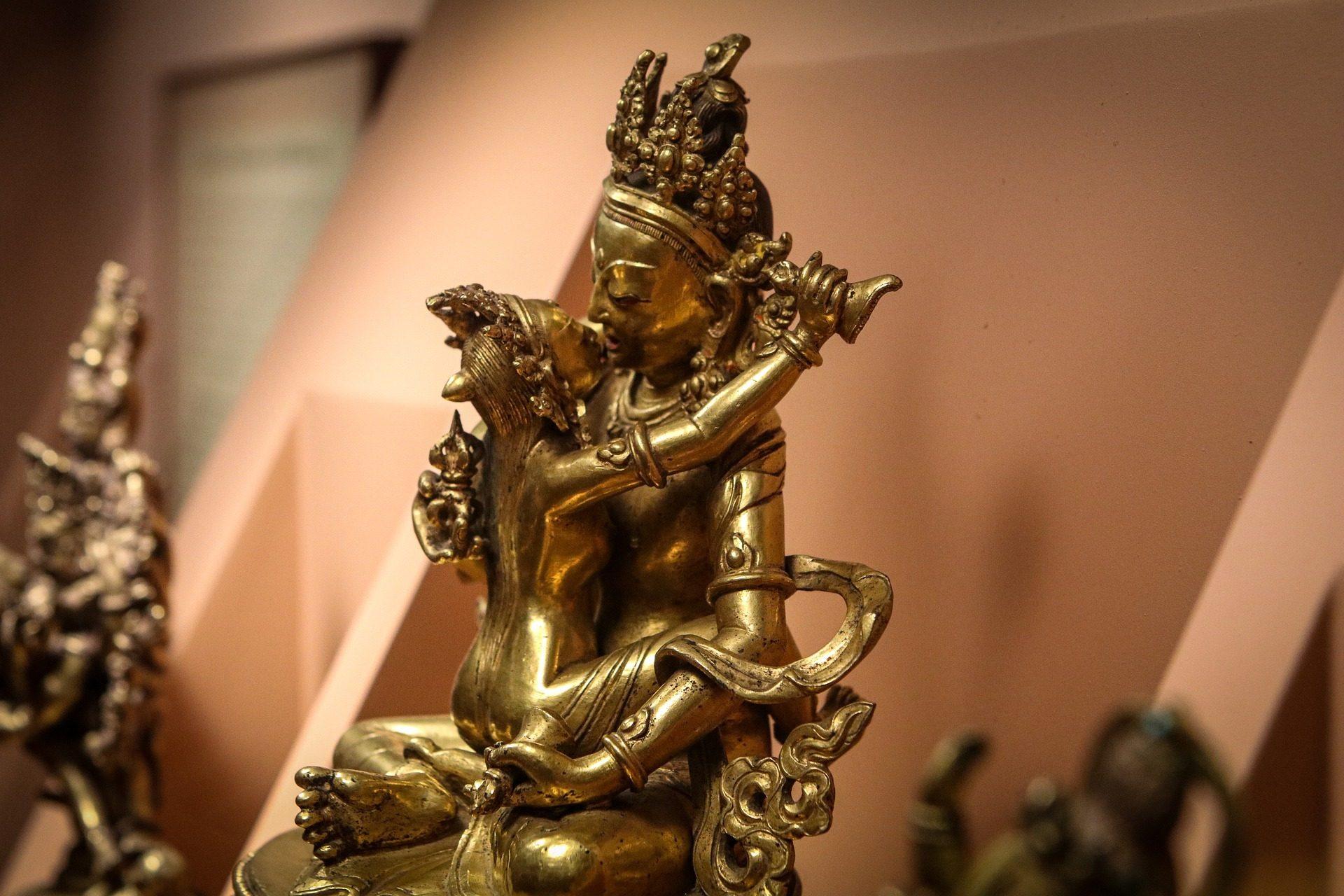 Orgasmic Mastery | Melissa St Mari | Sacred Eros Website Article