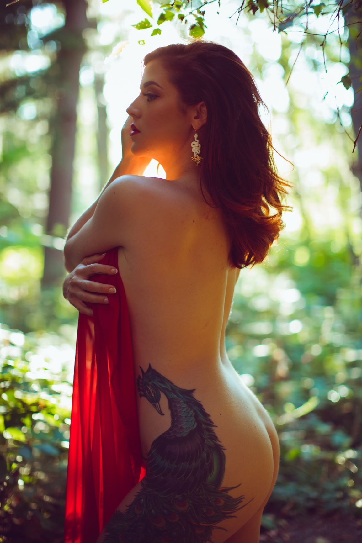 Sacred Tantric Companion | Seattle and Olympia | Scarlett Rose