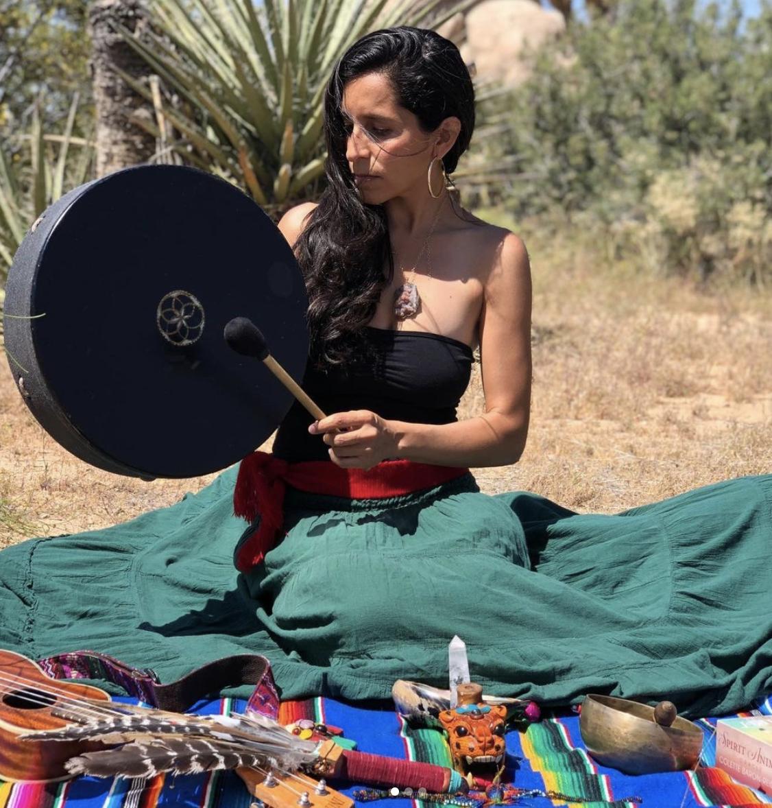 Tantric Rituals | Northeast Los Angeles | Anita Rey